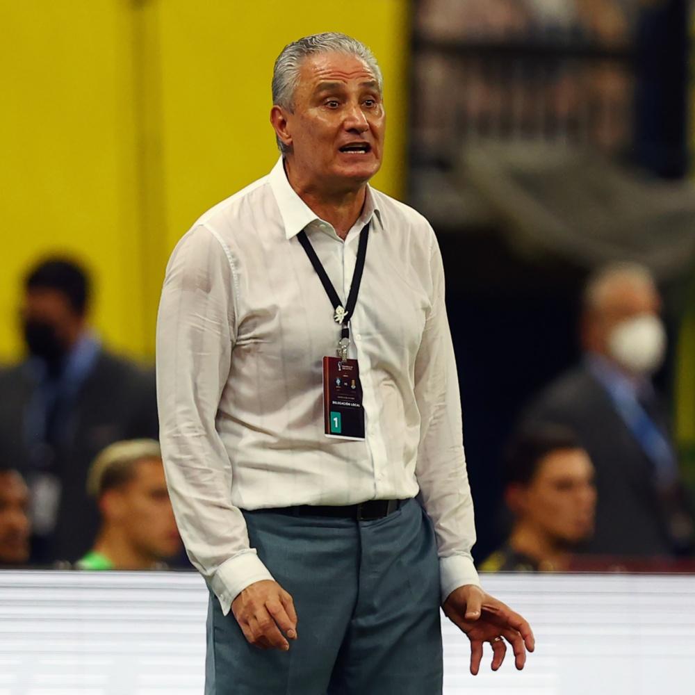 Abel Ferreira cita 'inveja' e parabeniza Tite por trabalho na Seleção: 'Magnífico'