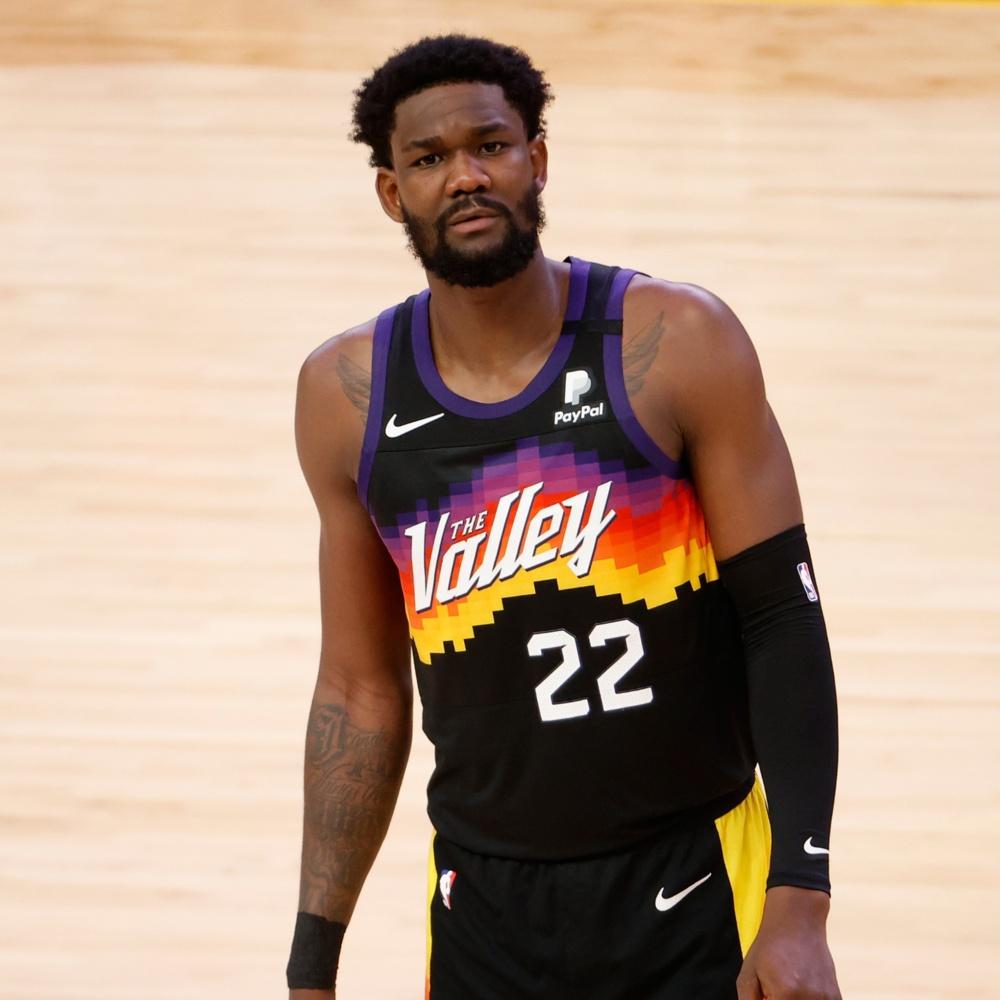Deandre Ayton e Phoenix Suns entram em impasse sobre renovação