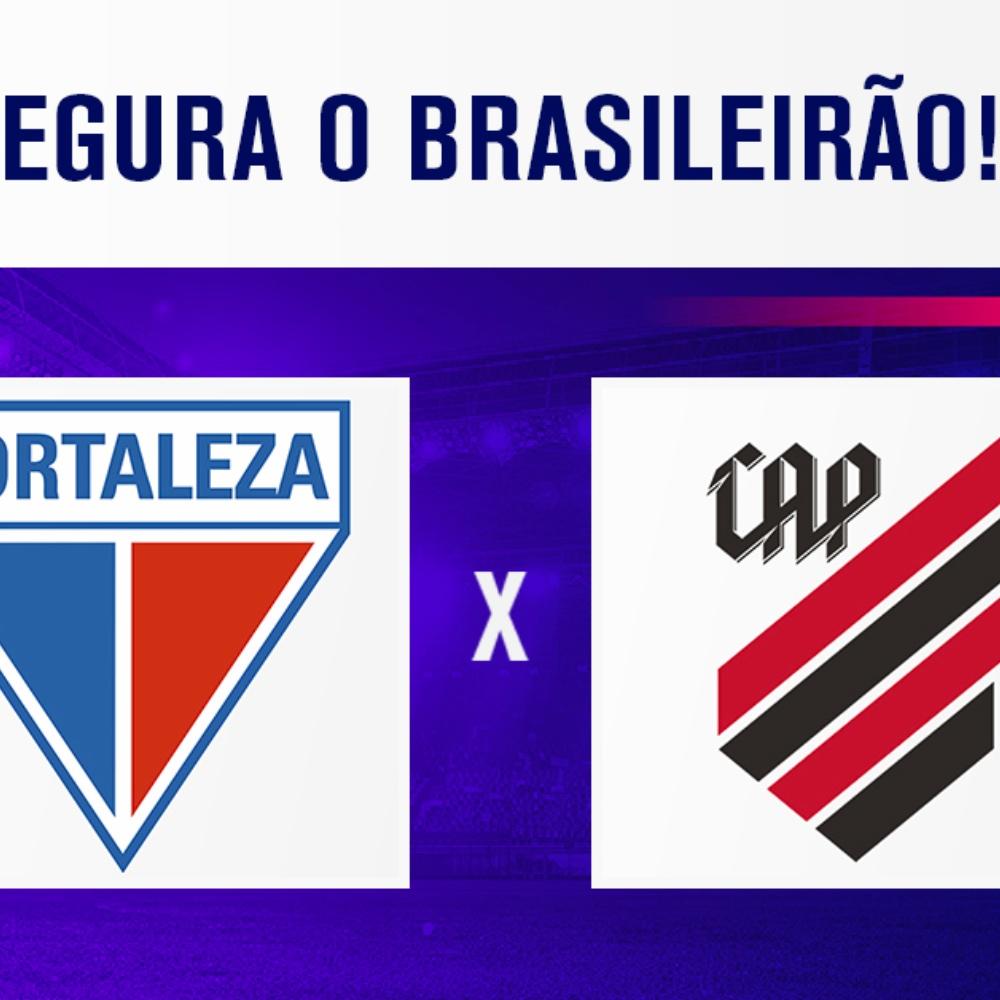 Fortaleza x Athletico Paranaense: Veja como assistir ao jogo pelo Brasileirão 2021