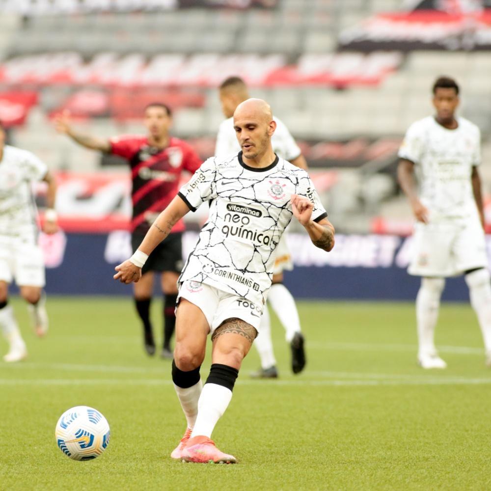 Fábio Santos, do Corinthians, cogita aposentadoria: 'Chegando na parte final da minha carreira'