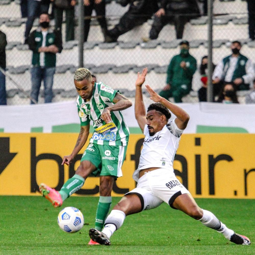 Juventude 0x0 Ceará: confira os melhores momentos do duelo contra o Z4