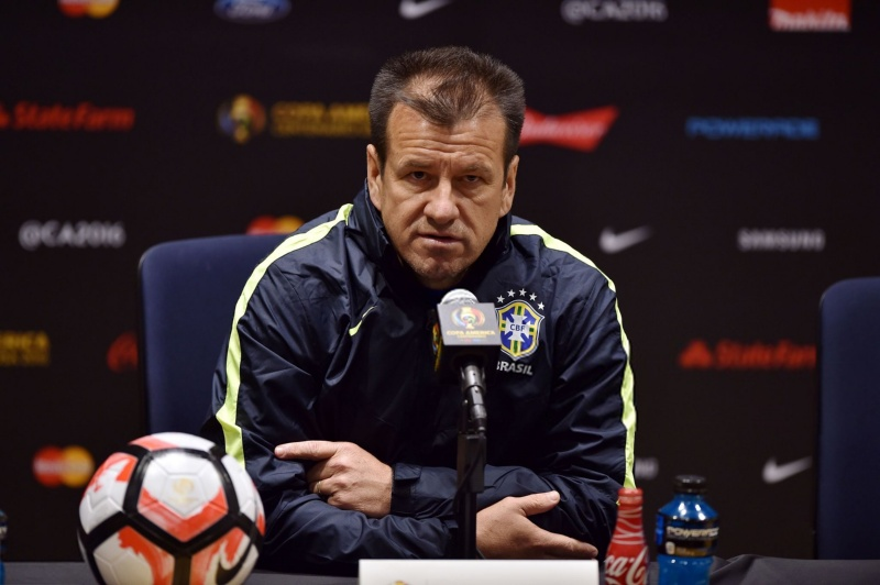 Dunga comandou o Brasil na Copa do Mundo de 2010 | Getty Images